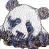a love of panda
