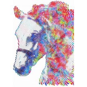 la puissance d'un cheval
